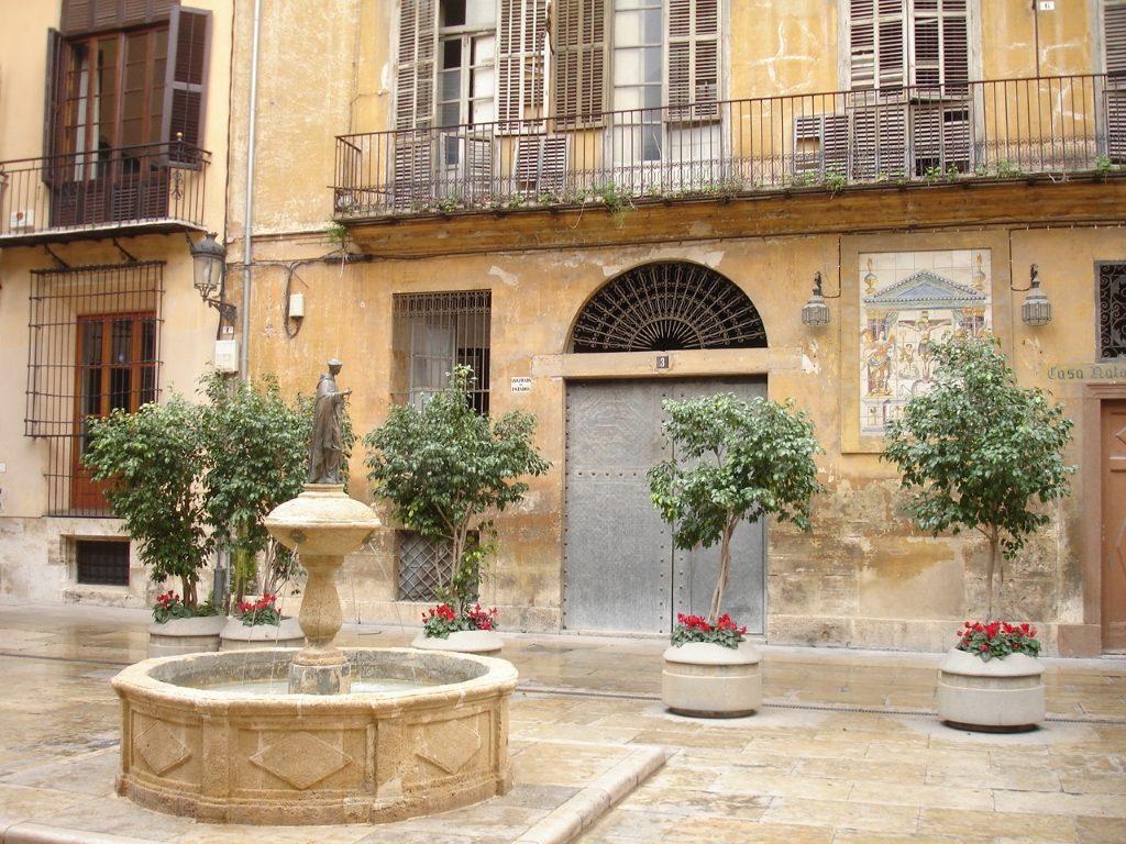 Eglise Sant Lluis Bertran Valencia