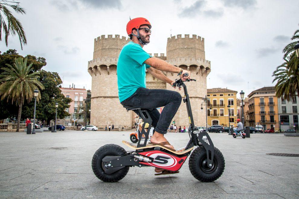 Visiter Valencia sans polluer