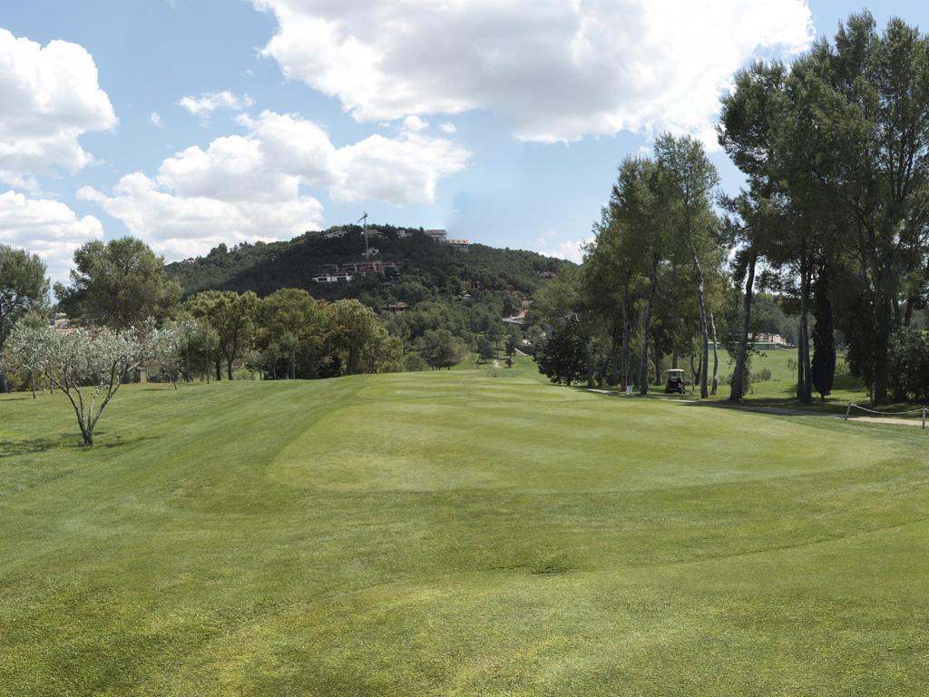 Départ Golf El Bosque