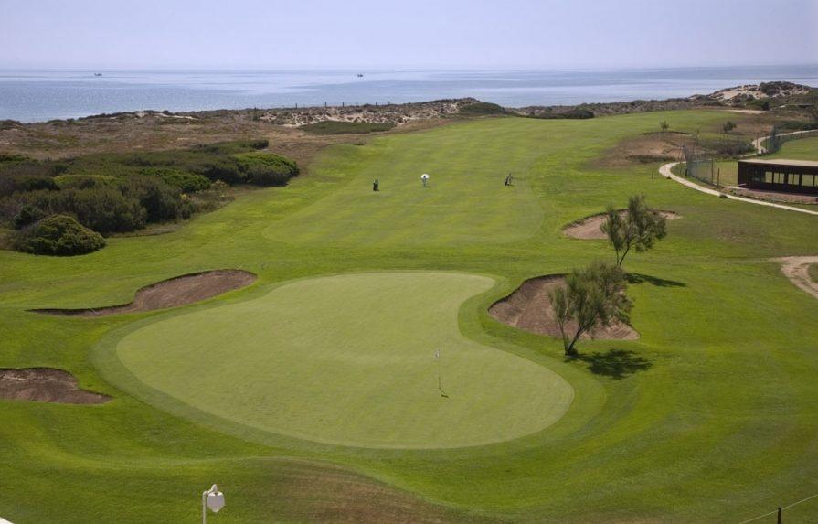 Green Golf El Saler