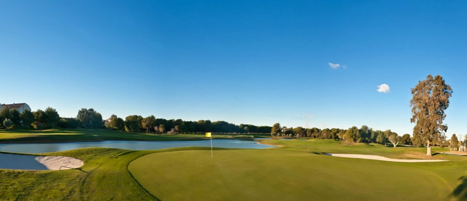 green club de golf Escorpion