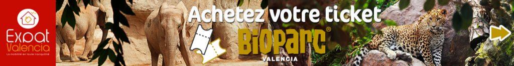 Achetez votre ticket pour le Bioparc de Valencia