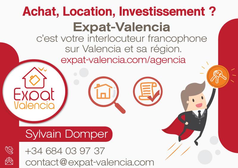 Vous souhaitez investir ou acheter à Valencia ?