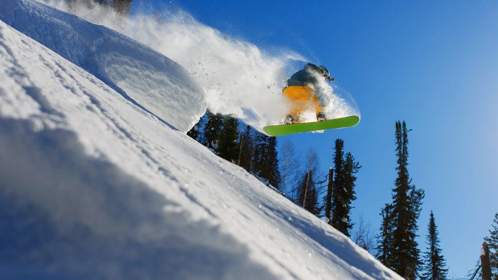 Snowboard à proximité de Valencia